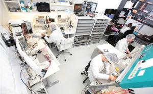 laboratoire de récupération de données Chronodisk