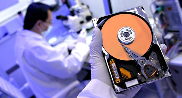 chronodisk récupération de données disque dur