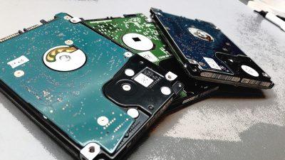 disques dur Chronodisk récupération de données